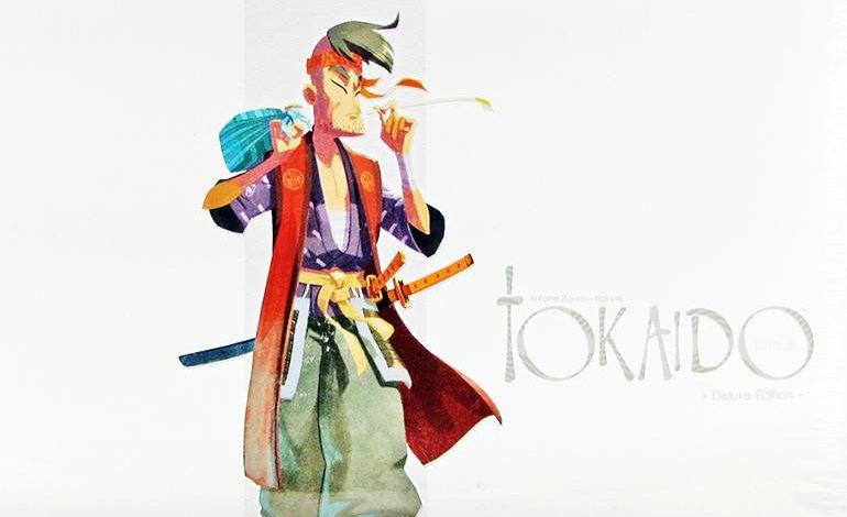 Live Stream : Jouons à Tokaido