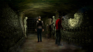 Dans sa thématique et son esthétique, Yesterday est la série la plus sombre de Pendulo.