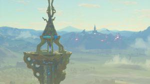 Le terrain de jeu est bien plus vaste que les précédents jeux.