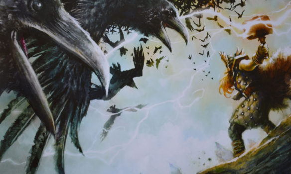 Thunder & Lightning : Le duel fratricide des fils d'Odin