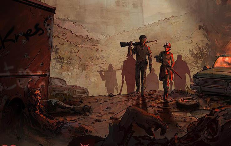 Walking Dead Saison 3, quelques images et un brin d'infos
