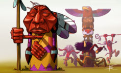 Waka Tanka : Bluff avec les Sioux