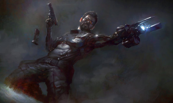 Deus Ex Mankind Divided : Cyborg de barbarie