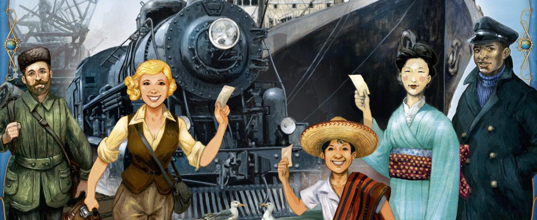 Les Aventuriers du Rail : Autour du Monde – La série déraille