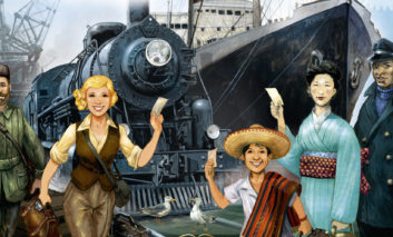 Les Aventuriers du Rail : Autour du Monde - La série déraille