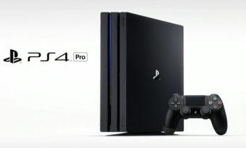 PS4 Slim et PS4 Pro, les nouvelles consoles Sony