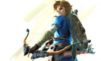Zelda : Du gameplay sauvage
