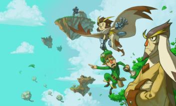 Live : Découvrons ensemble Owlboy, le jeu d'aventures de D-Pad Studio