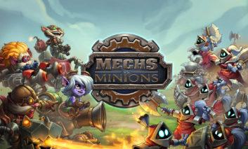 Live : Découvrons ensemble Mechs vs. Minions, le jeu de société League of Legends