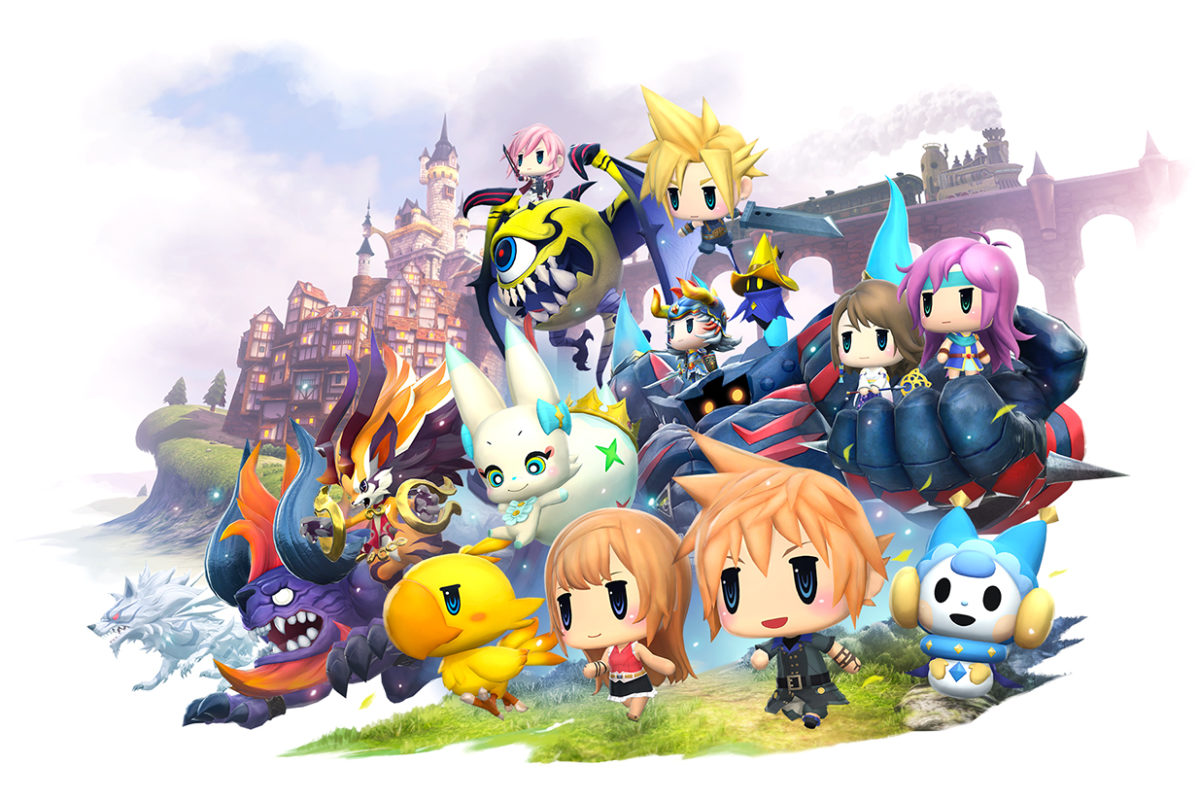 World of Final Fantasy : La relève de Kingdom Hearts ?