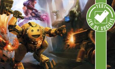 Vidéo test : Adrenaline, le jeu de société qui se prend pour un FPS multi