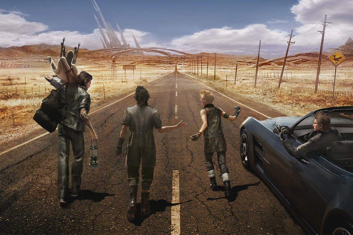 Final Fantasy XV «le maudit»