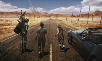 Final Fantasy XV « le maudit »