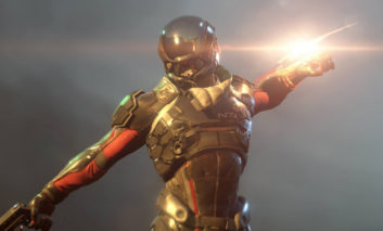 Mass Effect Andromeda : Le trailer des Game Awards