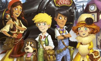 Les Aventuriers du Rail : Les juniors découvrent l'Europe