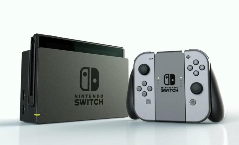 Nintendo Switch : Date de sortie et pseudo-prix