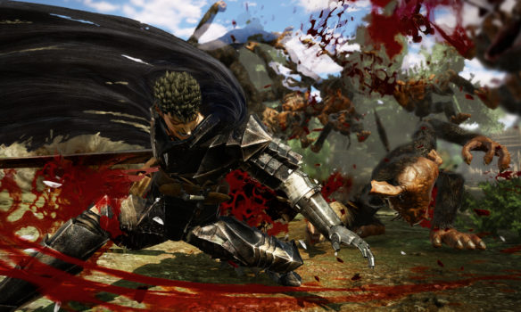 Live : Jouons à Berserk and the Band of the Hawk