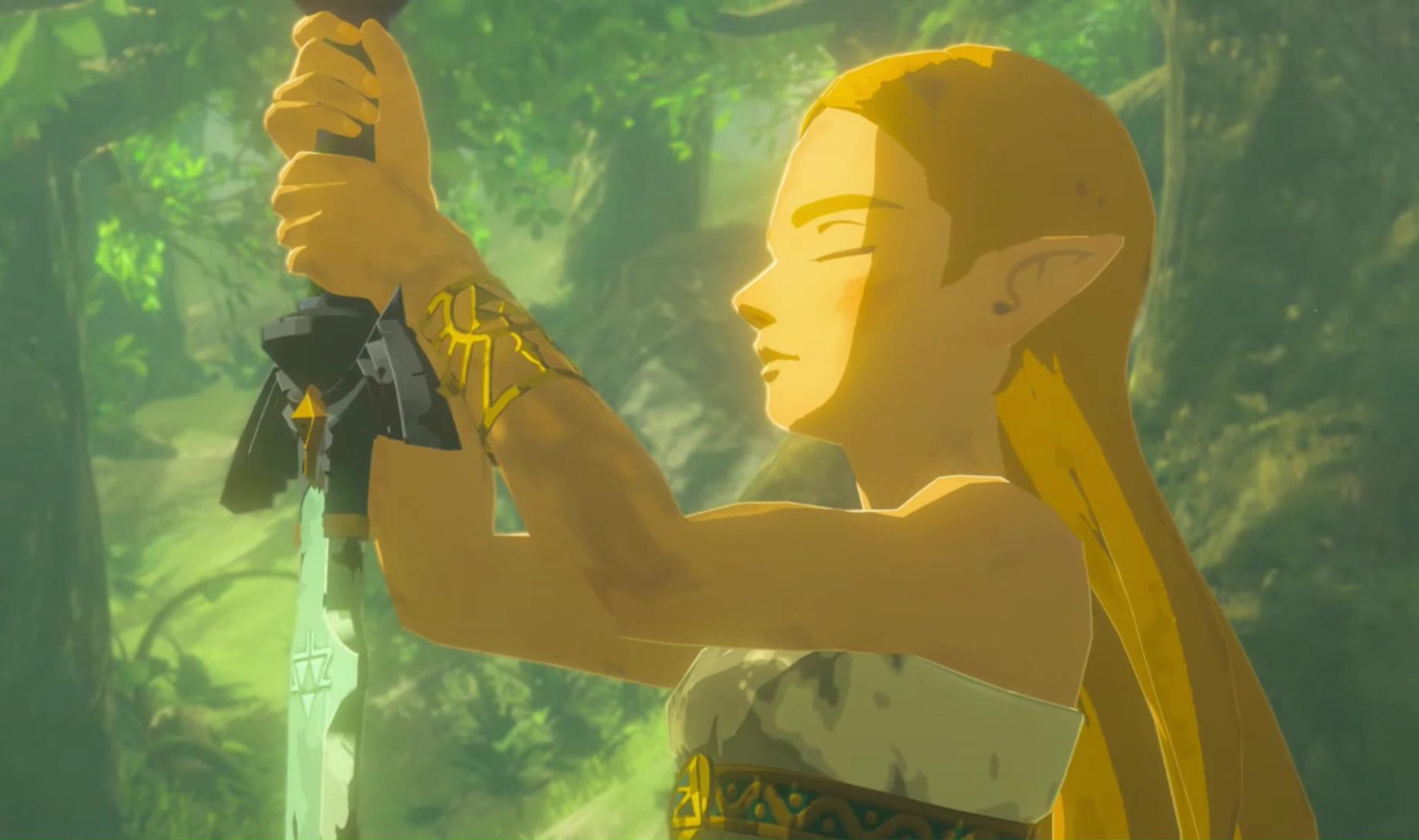 The Legend Of Zelda Breath Of The Wild Le Nouveau Visage De La