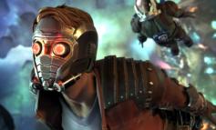 Premières images des Gardiens de la Galaxie version Telltale