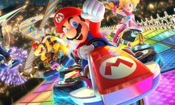 Les nouveautés de Mario Kart 8 Deluxe