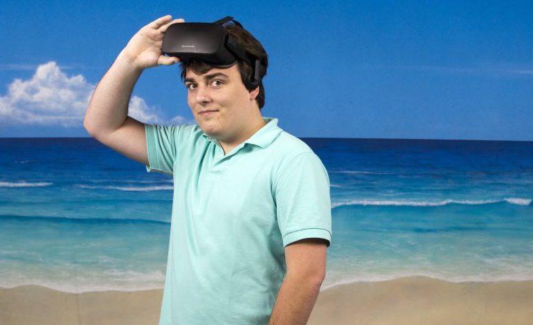 Palmer Luckey : de VR à ViRé ?