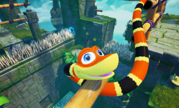 Snake Pass : Le serpent qui se mord la queue