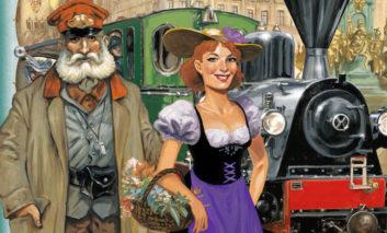 Les Aventuriers du Rail : Direction l'Allemagne
