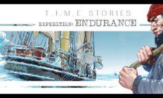 Partie filmée T.I.M.E Stories Expédition Endurance - Épisode 2