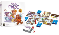 Partie filmée - Magic Maze