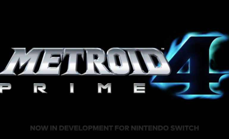 Nintendo annonce Metroid Prime 4