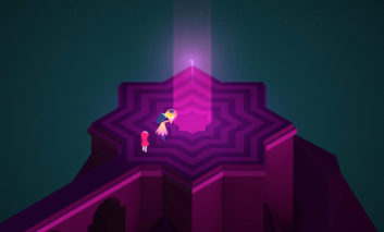 Monument Valley 2 : Embrasse tes fans, Escher
