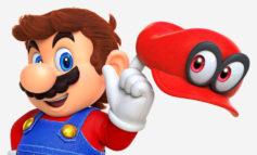 Super Mario Odyssey pour le 27 octobre