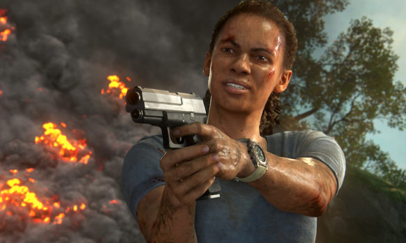 Uncharted : The Lost Legacy - La démo de l'E3