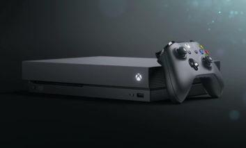 La Scorpio devient la Xbox One X