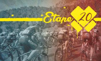 Tour de France ExtraLife - 20e étape 22/07