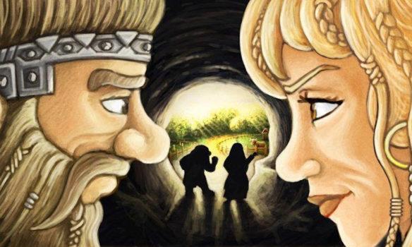 Caverna : Cave vs Cave - Bien ta grotte ?