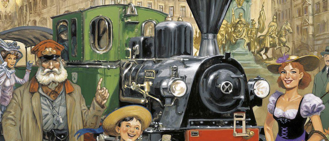 Les Aventuriers du Rail : Allemagne – Pour prendre le train en marche