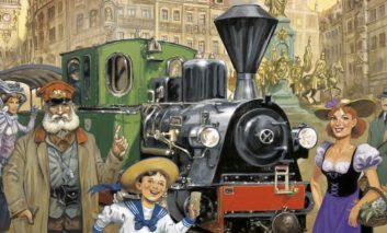 Les Aventuriers du Rail : Allemagne - Pour prendre le train en marche