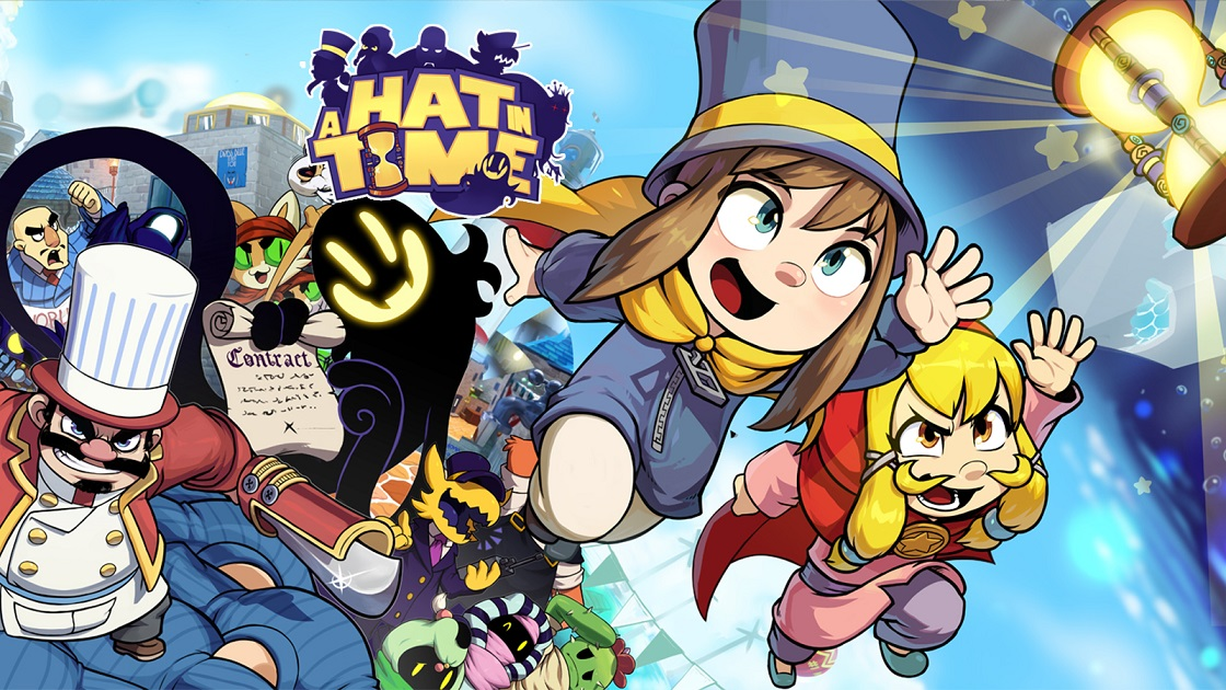 A Hat in Time : Un couvre-chef d'œuvre ?