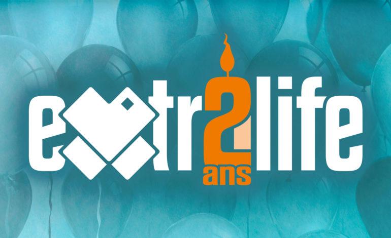 ExtraLife fête ses deux ans, tentez de gagner un bon d'achat Steam d'une valeur de 40€ !