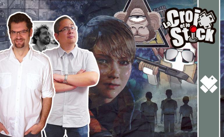 Épisode 19 - Indiecade et Paris Games Week 2017