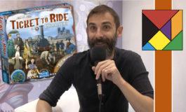 Julien Delval, l'illustrateur des Aventuriers du Rail