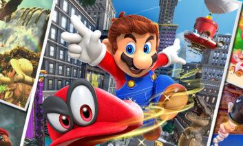 Super Mario Odyssey : La folie des grandeurs!
