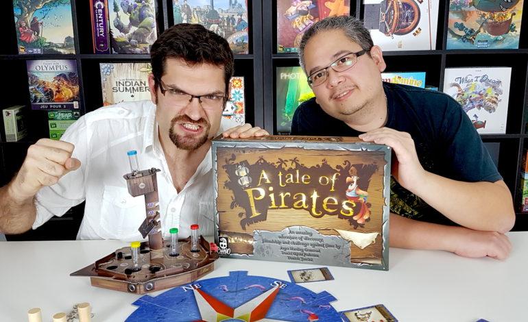 A Tale of Pirates : Le premier chapitre