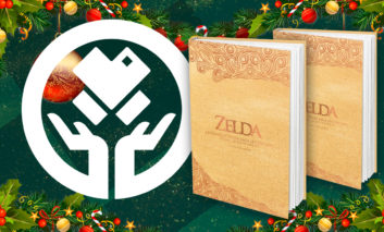 Deux livres Zelda dédicacés à remporter
