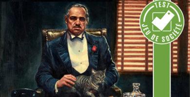 """Le Parrain : L'Empire de Corleone - Idéal pour jouer en """"familles"""""""