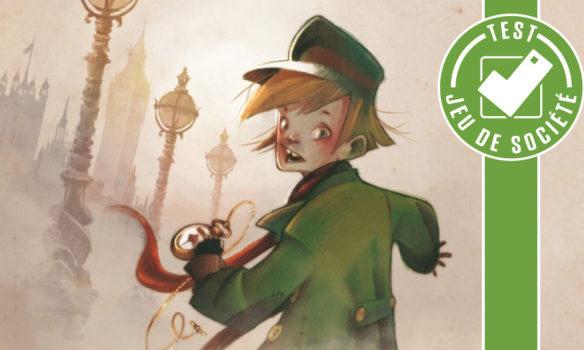 Oliver Twist & chope dans les rues de Londres