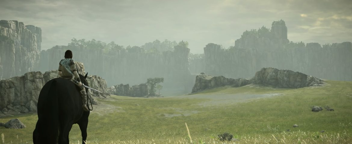 Shadow of the Colossus : Le titan qui passe