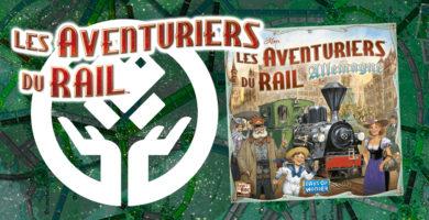 Gagnez Les Aventuriers du Rail : Allemagne