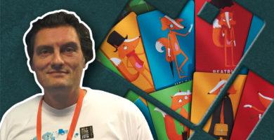 Atalia : La place du distributeur de jeux de société